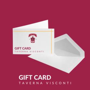 Taverna Visconti Gift Card